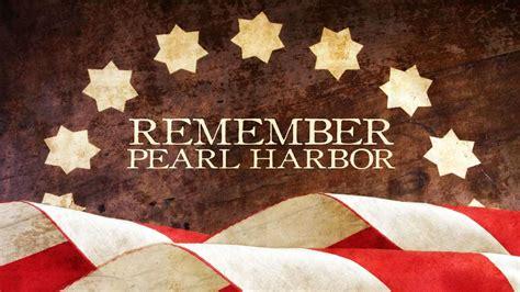 national pearl harbor remembrance day  national awareness days  calendar