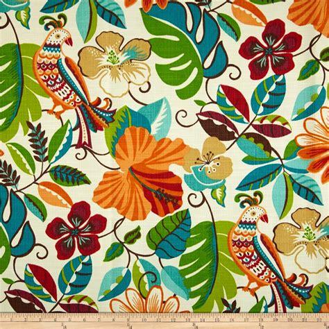 jungle pattern fabric richloom indoor outdoor lensing jungle discount designer