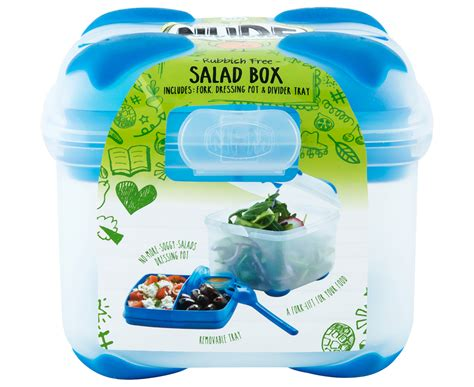 Pet Tray Salad 300ml smash food movers salad box w tray assort groceryrun au groceries