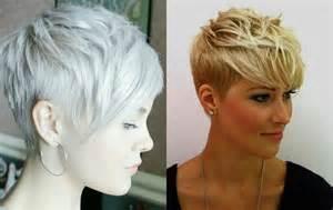 Vibrant layered pixie haircuts 2017 hairdrome com