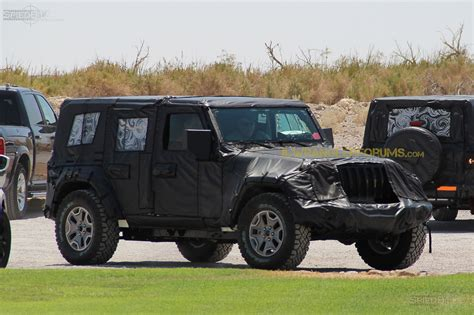 2018 Jeep Wrangler Forum by 2018 Jeep Wrangler Production Grille And And Led