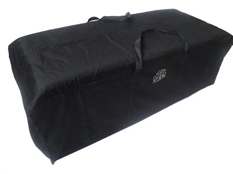 storage bags for couches black cushion storage bag large