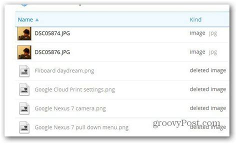 Dropbox Deleted Files | restore a deleted file in dropbox or get back a previous