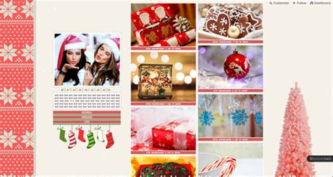christmas themes tumblr free hi