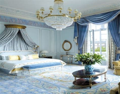 french blue bedrooms 15 exquisite french style bedrooms that will enchant you