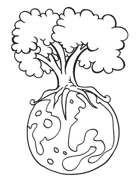 international christmas tree coloring page save our forest on earth day coloring sheet batch coloring