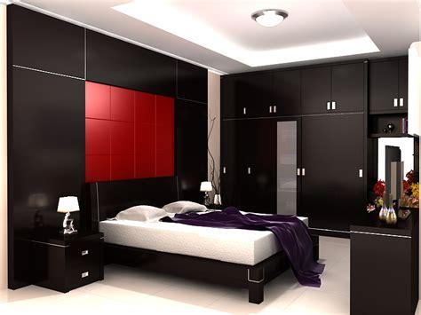 desain kamar tidur utama modern  lensarumahcom