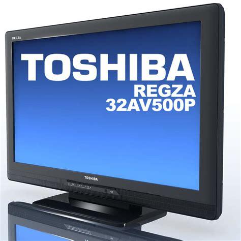 Tv Regza tv toshiba regza 32av500p max