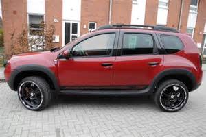 Renault Duster Dc Modified Lzparts Modified Renault Duster Looks More Attractive