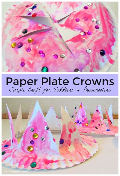 easy crown craft for kids where imagination grows easy crown craft for kids where imagination grows