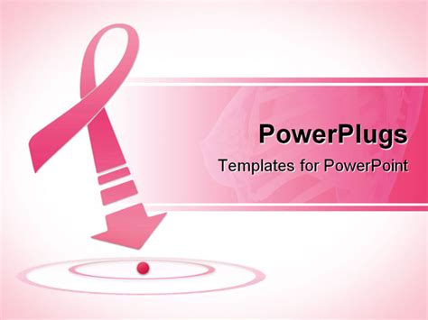 cancer powerpoint templates the gallery for gt breast cancer awareness powerpoint