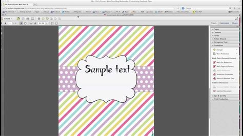 tutorial blogger pdf blogger tutorial 10 making secure and editable pdfs with