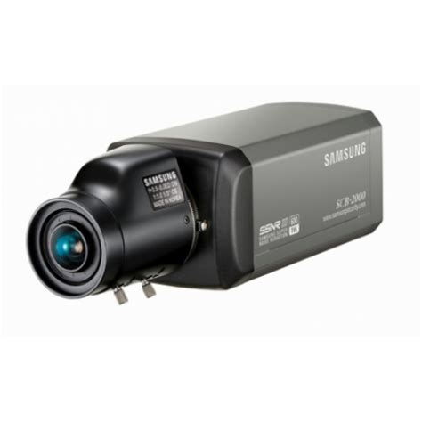 Cctv Samsung Scb 2000 samsung scb 2000p dual voltage security product