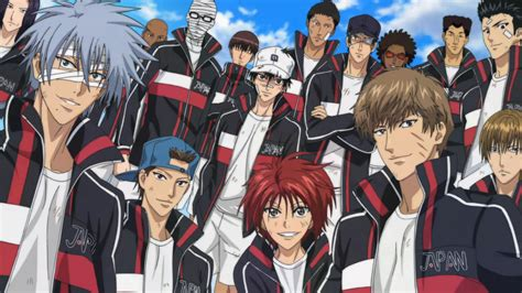 new prince of tennis new prince of tennis episode 12 my anime the