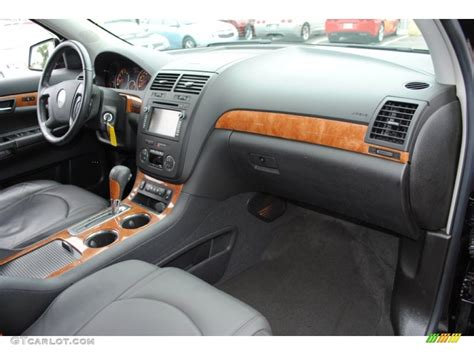 Saturn Outlook Interior by Black Interior 2008 Saturn Outlook Xr Awd Photo 54832939