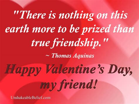 valentine quote valentines friendship quotes and sayings quotesgram