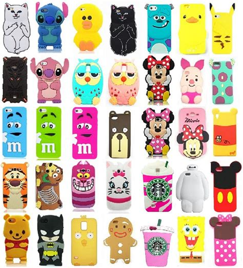 Iphone5 3d Kisd 3d soft silicone cover for iphone 4 4s 5 5s 5c 6 6s 6 6s plus ebay