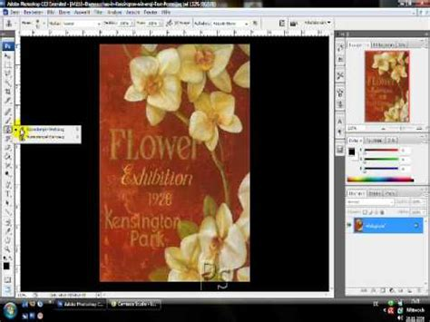 tutorial adobe photoshop cs3 vector adobe photoshop cs3 tutorial schrift entfernen deutsch