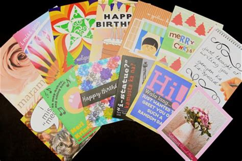 Send Gift Card - send personalized greeting cards to the philippines kamusta cards prlog