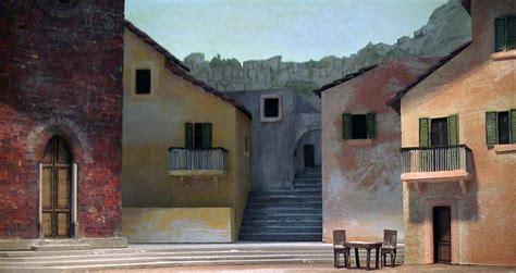 Bozzetti Scenografie Teatrali by Scenografia Progetti Tommaso Osnaghi Scenografo