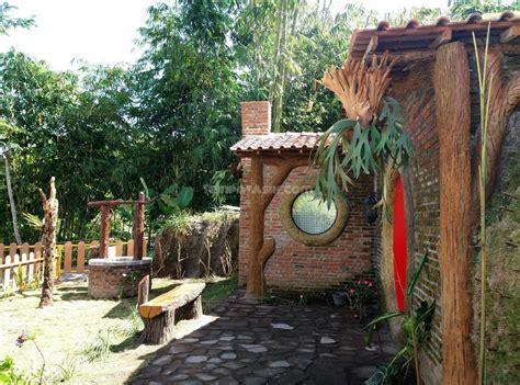 desain rumah hobbit rumah hobbit cangkringan wisata cangkringan