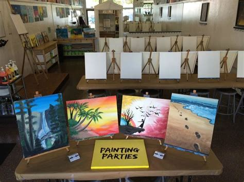 paint with a twist plymouth class photo fall reflections painting escapes