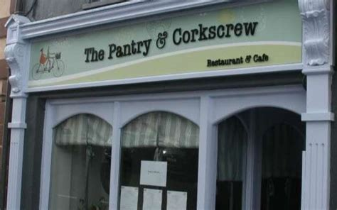 The Pantry And Corkscrew by The Pantry Corkscrew Restaurant Cafe Reviews