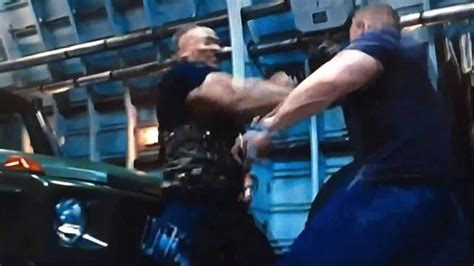 fast and furious klaus fast and furious 6 last fight dom and hobbs team up youtube
