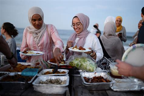 muslims around the world celebrate eid al fitr holiday as
