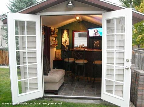 awesome backyard sheds turned into pubs backyard