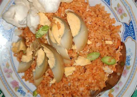 resep nasi goreng petai oleh bunda athyfa cookpad