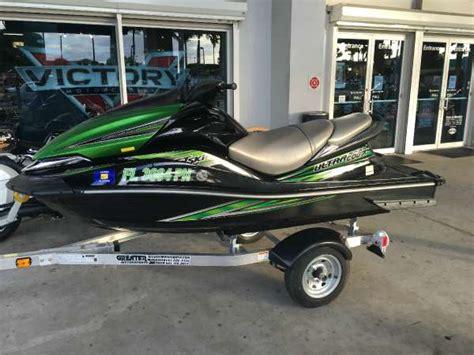 kawasaki jet ski boat sales kawasaki jet ski ultra 260lx boats for sale in florida