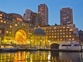 boston harbour hotel hotels near boston convention center boston hotels near