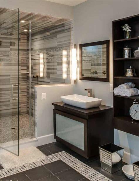 120 moderne designs glaswand dusche archzine net - Elegante Badezimmer Designs