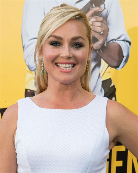 elisabeth rohm elisabeth rohm at central intelligence premiere in
