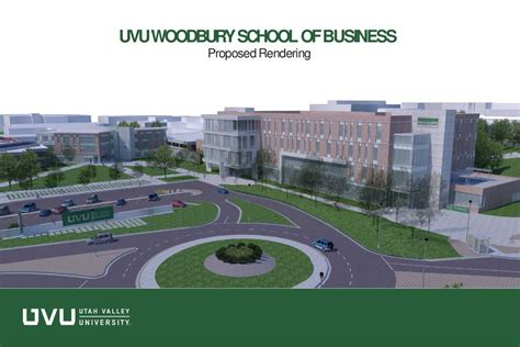 Utah State S Uvu Mba Program by Uvu Planning To Build 70 Million Business Building