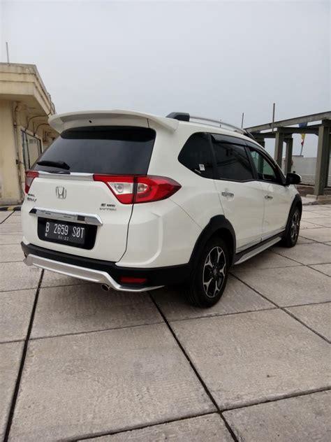 Honda Brv Bekas br v honda brv v 1 5 prestige matic 2017 putih