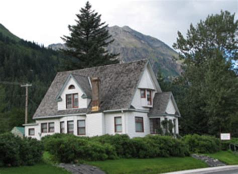 ballaine house bed and breakfast seward alaska b b