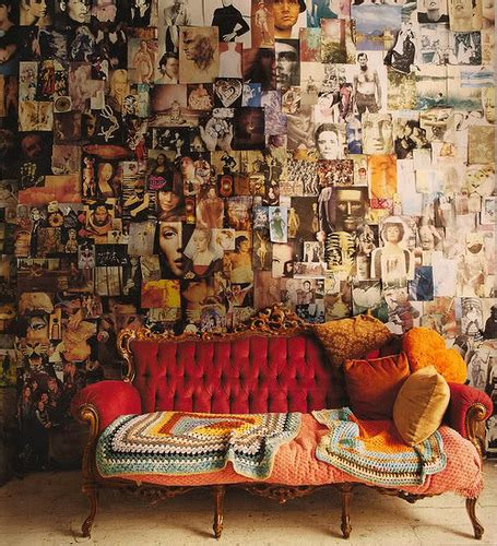 bohemian furniture on tumblr living collage wall giac1061 flickr