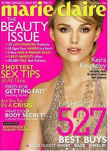 Marie Claire Magazine Sweepstakes - marie claire magazine for 4 50 per year 5 8 only see