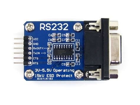 Kr06051 Uart To Rs232 Module aliexpress buy rs232 board sp3232 rs 232 uart rs232