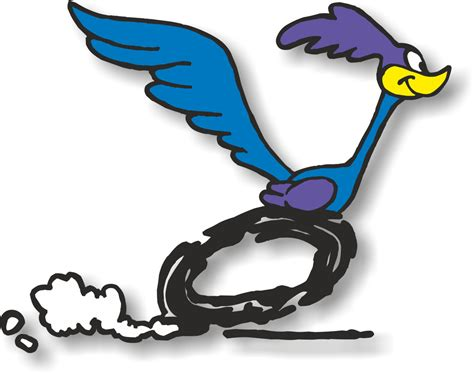 Spot Wall Stickers image gallery road runner