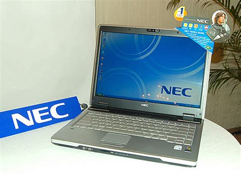 Mesin Laptop Nec Versa E6200 notebook specifications nec releases world s intel 2 duo notebooks hardwarezone
