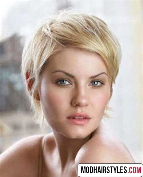 pixie haircuts with high forehead pixie cut for big forehead low maintenance short