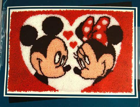 Disney Latch Hook Rugs - 74 best latch hook rugs images on latch hook