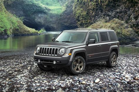 Jeep Patriot 2017 Jeep Patriot Reviews And Rating Motor Trend