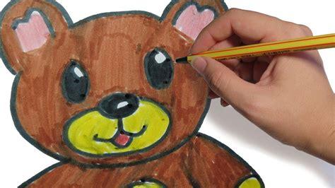 imágenes de navidad para dibujar fáciles como dibujar un oso facil paso a paso a lapiz para ni 241 os