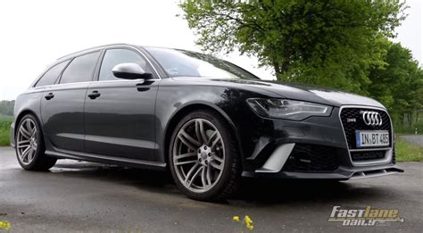 hp audi rs avant review fast lane daily youtube
