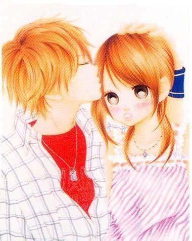 gambar anime romantis anime