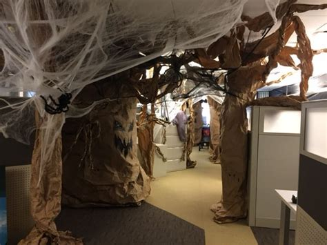 halloween themes for work 151 best haunt garage images on pinterest halloween